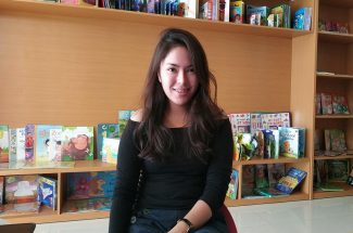 Director Stella Gracia School Makassar, Golda,